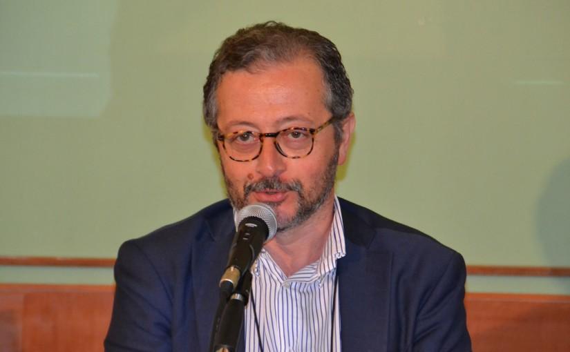 """""""Mancarsi"""": la solitudine per Diego De Silva"""